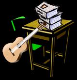 gitaro_ tablo k libroj